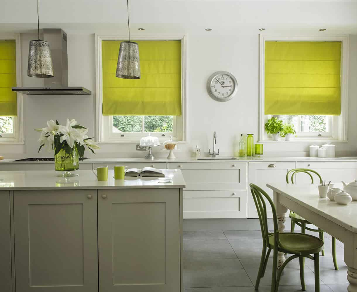 Roller Blinds For Kitchens We Can Install And Supply Kitchen Blinds In Cardiff 3 Blinds Nice
